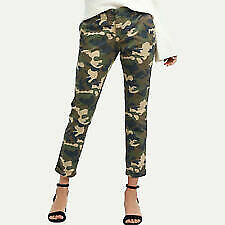 Women's Military Style Pants