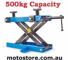 MOTORCYCLE LIFT 500kg MOTORBIKE SCISSOR LIFT JACK  ATV STAND