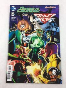 DC Green Lantern & Space Ghost #1 DC May 2017 Comic Book