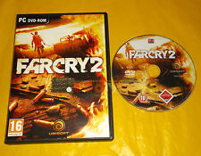 FAR CRY 2 Pc FarCry Versione Italiana Editoriale ○○○○ USATO - CL