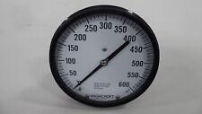 "Ashcroft 45-2462-RS-04B Duragauge 4-1/2"" 316 Tube/Steel 0-600psi 452462RS04B"