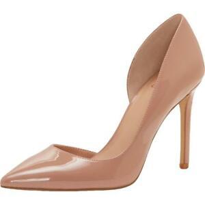INC Womens Kenjay 4 Beige D'Orsay Heels Shoes 10.5 Medium (B,M) BHFO 4406