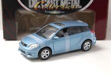 1:18 Road Signature Toyota Matrix 2003 blue NEW bei PREMIUM-MODELCARS