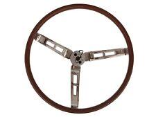 PG Classic 260-69W Mopar 1966-69 A,B,C-Body Rallye Woodgrain Steering Wheel