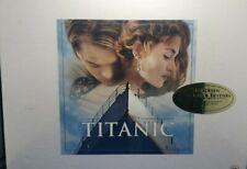 Titanic (VHS/SH, 1998, 2-Tape Set)