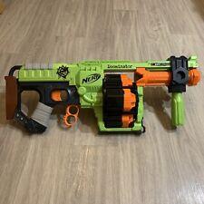 Jouet Fusil Nerf Zombie Strike Doominator Fusil / Pistolet A Flechettes