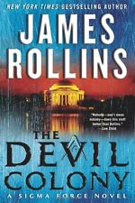 The Devil Colony: A Sigma Force Novel (Sigma Force Novels) by James Rollins