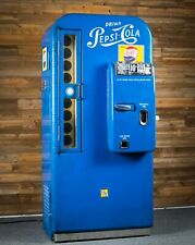 Original Pepsi Cola Vendo 81 Soda Vending Machine