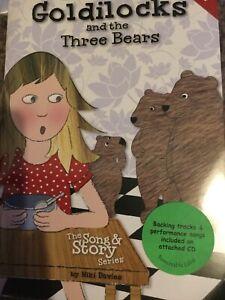Goldilocks - The Song And Story Series - Nikki Davies - Sheet Music