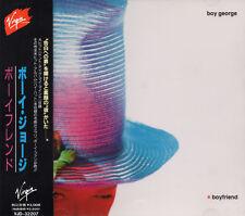 BOY GEORGE Boyfriend RARE JAPAN PICTURE CD OBI VJD-32207 Culture Club