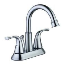 Springbrook 4in. Centerset 2-Handle Bathroom Faucet in Chrome
