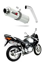 Exhaust Collector Box Seals to Silencer for 1984 Honda XL 125 RC Drum Model