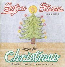 Sufjan Stevens - Songs For Christmas (5xCD Boxset 2006) Book, Comic & Stickers