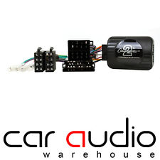 Fiat Punto 2005 On CLARION Car Stereo Radio Steering Wheel Interface Control