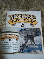 Weiser Western Lure 2 oz. Montana Long Call /bobcat, marten, coyote