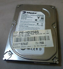 "250gb Maxtor stm3250318as 9ss131-327 f/w:cc38 3.5"" unità disco fisso SATA/HDD"