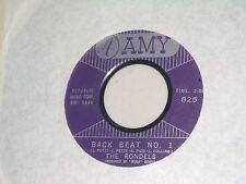 VINYL 45 RPM THE RONDELS *BACK BEAT NO. 1* 1961 ROCKABILLY