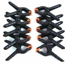Studio Backdrop Muslin Spring Clamps Photo Background Clip Clamps Holder 10pcs