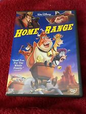Disney's Home on the Range (DVD, Widescreen 2004)