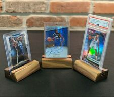 Universal Trading/Sports Card Display (solid wood) fits any holder - set of 3!
