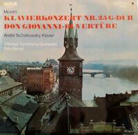 Mozart-Klavierkonzert Nr 25 G Dur/Don Giovanni Ouverture Vinyl LP.RCA VICS 1167.
