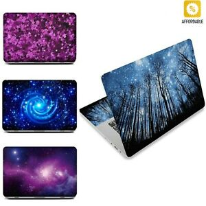 """Stickers For Laptop Skin Cover Starry Sky Decal For 13.3"""" 15.4"""" 15.6"""" 17.3"""""""