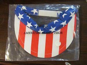 AVON AMERICAN GLORY VISOR NEW/SEALED 1995