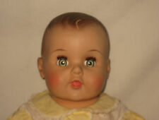 """1959-60 American Character 21.5"""" H.P. & Vinyl Tommy Toodles Doll Mc12"""