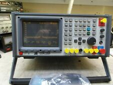 Aeroflex IFR COM-120A Communication Service Monitor Spectrum Analyzer LOADED CAL