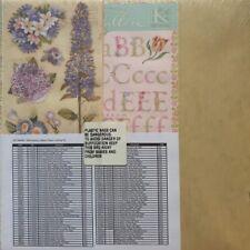 "K&Co Classics 12""x12"" Paper & Sticker Pack (150 Pieces)"
