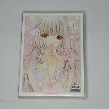 (Read) Anime Dvd set - Chobit 3 disc set, complete, all 24 episodes Japanese