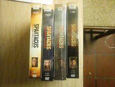 Spartacus - Stagioni 1 - 4 (16 DVD) - ITALIANI ORIGINALI SIGILLATI -