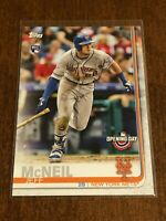 2019 Topps Opening Day Baseball Rookie Card - Jeff McNeil RC - New York Mets