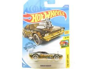 Hot Wheels Rodger Vitesse Graphiques 67/250 Long Carte 1 64 Echelle Scellé Neuf