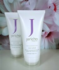 2 Jericho FOOT SCRUB Gives your Feet Renewed Energy! The Power of the Dead Sea!