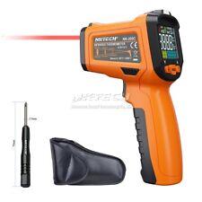 NKTECH Laser Non-contact Digital Infrared IR Thermometer Temperature Gun NK-200C