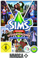 Die Sims 3 Wildes Studentenleben - Sims 3 University Life [PC] [EA] Add-on Key