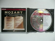 Mozart Wind Serenades for 8 Instruments KV 375 & 388 Philips 420 183 CD