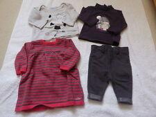Lot vêtements bébé fille - taille 1 mois