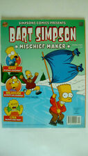 Simpson Comics Presents Bart Simpson Mischief Maker Spring 2005