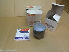 KIT PISTON ORIGINE YAMAHA DT 200 R 95-96 STD 66 99999-02027 3ET-11631-02-95
