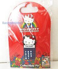 Hello Kitty Con 2014 Exclusive Metal Pin - Calculator Convention