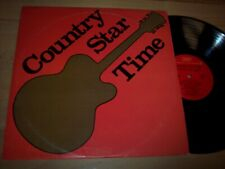 NM 1978 CSP Country Star Time Willie Nelson George Jones Waylon LP Album