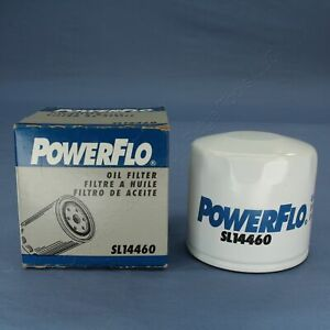 New PowerFlo SL14460 Engine Oil Filter Replacement