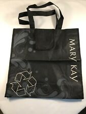Mary Kay Eco Friendly Doing Green Tote Bag * Black & Pink * New