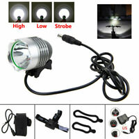 10000LM XM-L T6 LED Bicycle Head Light Road Bike Cycling Front Lamp Taillight