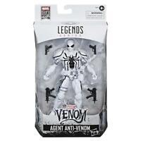 "Marvel Legends 6"" Agent Anti-Venom New Sealed Exclusive Flash Thompson Symbiote"