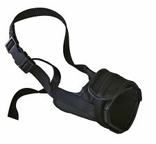 Safe Adjustable Padded Dog Muzzle For All Sizes & Boxer From Ferplast