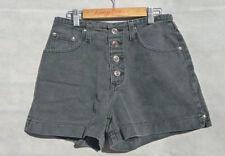 Plus Size 100% Cotton Vintage Shorts for Women