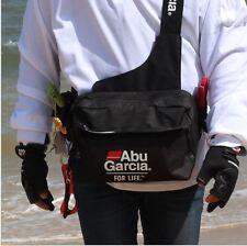 Fishing Tackle Bag Shoulder Waist Straps Waterproof Soft Sided Storage Fish Bag